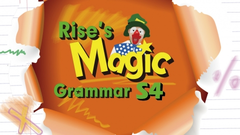 Rise's Magic Grammar 瑞思魔法语法 - S4
