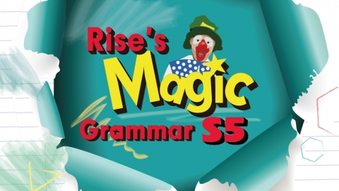 Rise's Magic Grammar 瑞思魔法语法  - S5